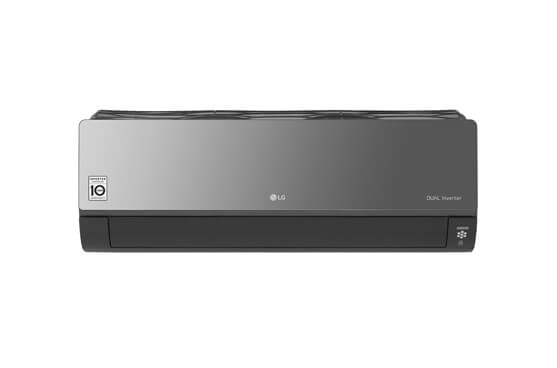 Инверторен климатик LG AC12BQ/UA3 ARTCOOL MIRROR Wi-Fi (R32), 12000 BTU, Клас A++