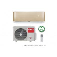 Инверторен климатик Vivax ACP-12CH35AERI Gold R Design, 12000 BTU, Клас A++