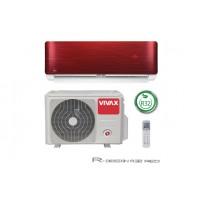Инверторен климатик Vivax  ACP-12CH35AERI Red R Design, 12000 BTU, Клас A++