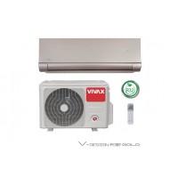 Инверторен климатик Vivax ACP-12CH35AEVI Gold V Design, 12000 BTU, Клас A++