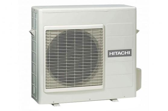 Инверторна мултисистема Hitachi RAM-33NP2B, Клас А++