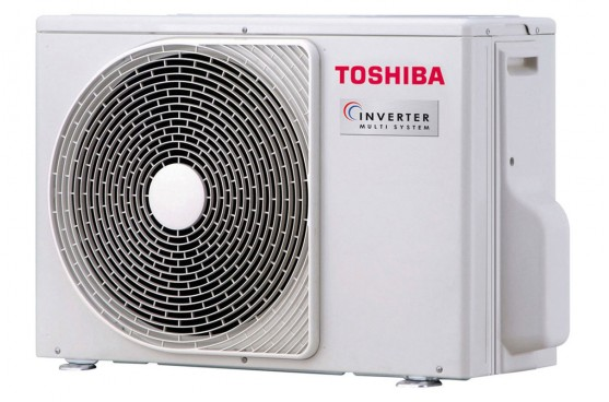 Инверторна мултисистема Toshiba RAS-3M18S3AV-E, Клас А++