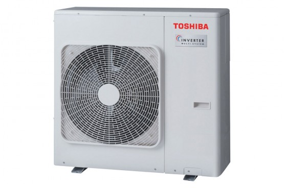 Инверторна мултисистема Toshiba RAS-3M26S3AV-E, Клас А++