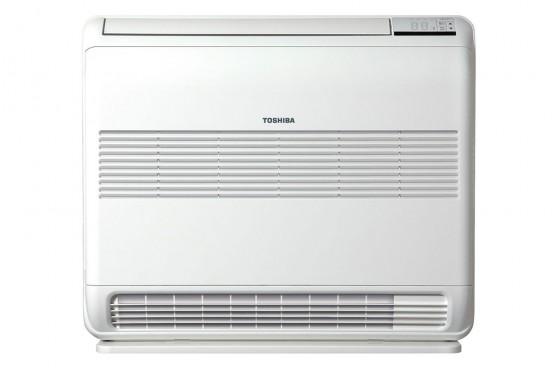 Подов климатик Toshiba RAS-B10UFV-E1/RAS-10N3AV2-E1, 10000 BTU, Клас A++
