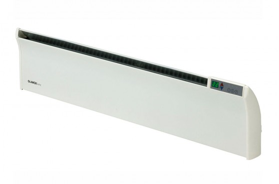 Конвектор ADAX GLAMOX TLO 07 DT, 750W, Дигитален програмируем термостат