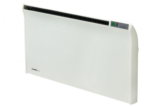 Конвектор ADAX GLAMOX TPA 10 DT, 1000W, Дигитален програмируем термостат