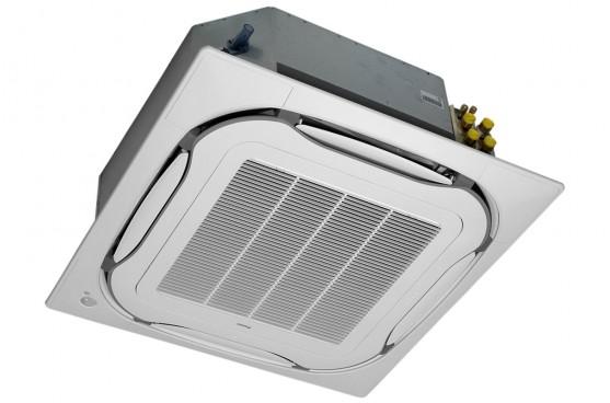 Касетъчен климатик Daikin FCQG140F/RZQG140L9V1 Seasonal Smart, 48 000 BTU, Клас A
