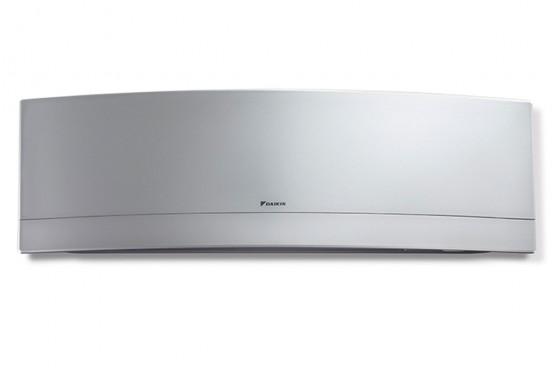 Инверторен климатик Daikin FTXG35LS/RXG35L SILVER EMURA II, 12000 BTU, Клас A++