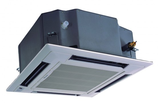 Касетъчен климатик Gree GKH48K3FI/GUHD48NK3FO, 48 000 BTU, Клас A