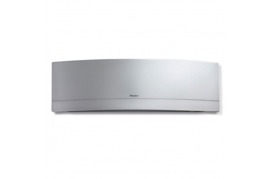 Инверторен климатик Daikin FTXJ25MS/RXJ25M SILVER EMURA II, 9000 BTU, Клас A+++