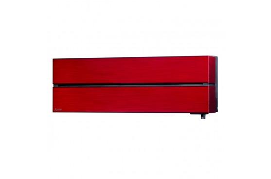 Хиперинверторен климатик Mitsubishi Electric MSZ-LN25VGR/MUZ-LN25VG RUBY RED, 9000 BTU, Клас A+++