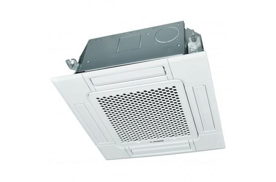 Касетъчен климатик Mitsubishi Heavy FDTC25VH1/SRC25ZS-W1 Premium, 9 000 BTU, Клас A++