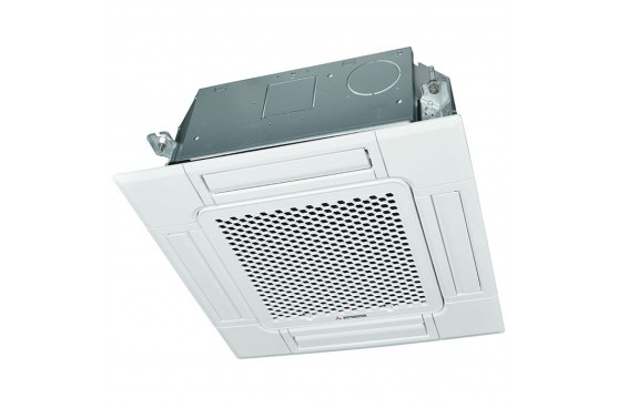 Касетъчен климатик Mitsubishi Heavy FDTC40VH/SRC40ZSX-W1 Hyper Inverter, 14 000 BTU, Клас A++