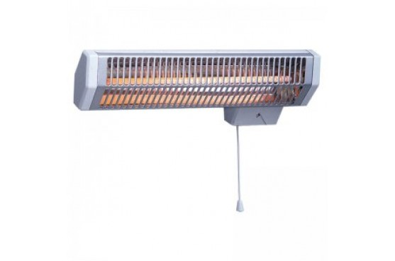Лъчист нагревател за баня Airelec Solaris 2
