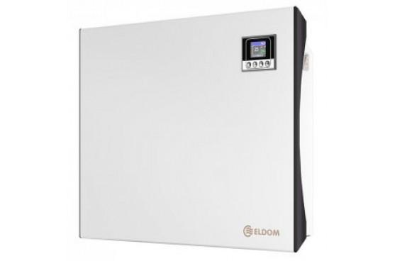 Конвектор Eldom Galant RH01W05E-W, 500W, Електронен програмируем термостат