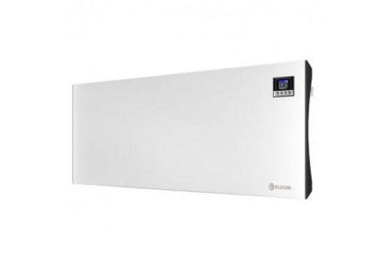 Конвектор Eldom Galant RH01W30E-W, 3000W, Електронен програмируем термостат