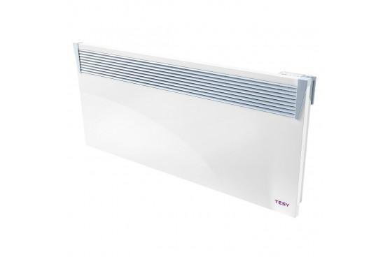 Конвектор Tesy CN 03 250 EIS CLOUD W, 2500W, Електронен термостат