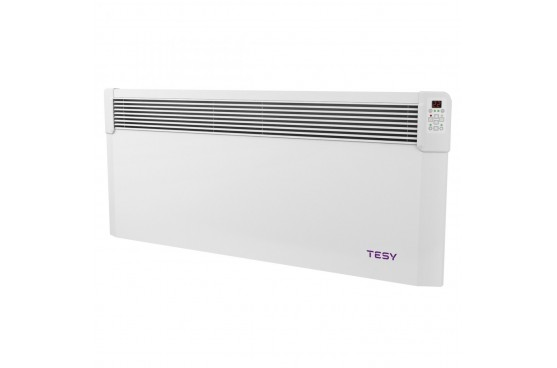 Конвектор Tesy CN 04 150 EIS CLOUD W, 1500W, Електронен термостат