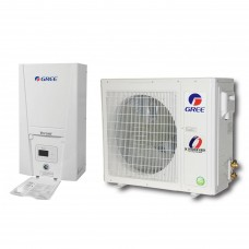 Термопомпа Gree Versati II GRS-CQ10Pd/NaE-K, 10 kW, отопление, охлаждане и БГВ