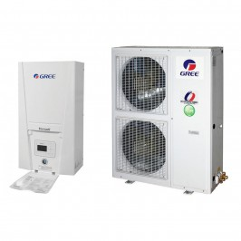 Термопомпа Gree Versati II GRS-CQ16Pd/NaE-K, 15.5 kW, отопление, охлаждане и БГВ