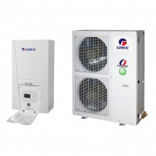 Термопомпа Gree Versati II GRS-CQ16Pd/NaE-M, 15.5 kW, отопление, охлаждане и БГВ