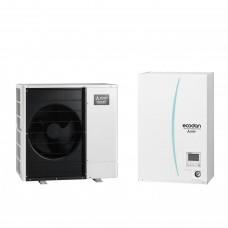 Термопомпа Mitsubishi Electric ERSC-VM2C/PUHZ-SHW112VAA ZUBADAN, 11 kW, отопление, охлаждане и БГВ